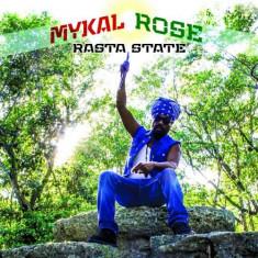 Mykal & Michael Ros Rose - Rasta State ( 1 CD )