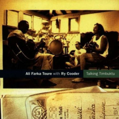 Ali Farka Toure - Talking Timbuktu -Hq- ( 2 VINYL ) - Muzica Ambientala