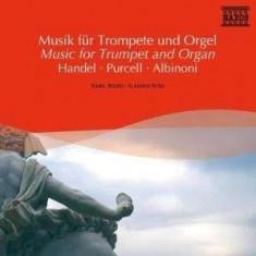 Artisti Diversi - Musik Fur Trompete Und or ( 1 CD ) - Muzica Clasica