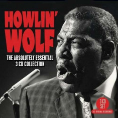Howlin' Wolf - Absolutely Essential ( 3 CD )