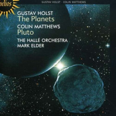 Halle Orchestra - The Planets ( 1 CD )