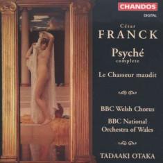 C. Franck - Psyche/Le Chausseur ( 1 CD ) - Muzica Clasica