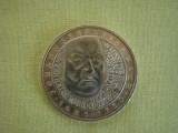 10 marci (mark) 2000 F GERMANIA - Argint 925, Europa