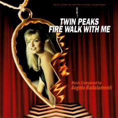 Angelo Badalamenti - Twin Peaks Fire Walk with Me ( 1 CD ) - Muzica soundtrack