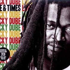 Lucky Dube - Life & Times ( 2 CD ) - Muzica Reggae