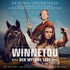 OST - Winnetou - Der Mythos.. ( 1 CD ) - Muzica soundtrack