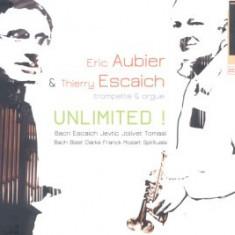 Aubier/Escaich - Unlimited! Die Kunst von Trompete und Orgel ( 2 CD ) - Muzica Clasica