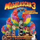 OST - Madagascar 3 ( 1 CD ) - Muzica soundtrack