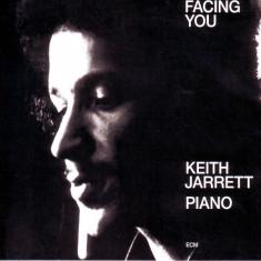 Keith Jarrett - Facing You ( 1 CD ) - Muzica Jazz