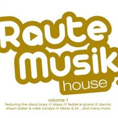 V/A - House Vol.1 ( 2 CD ) - Muzica House