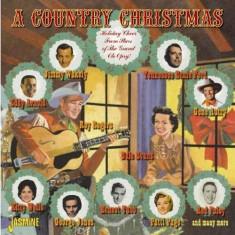 V/A - A Country Christmas ( 2 CD ) - Muzica Sarbatori