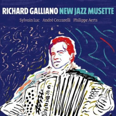 Richard Galliano -Quartet- - New Jazz Musette ( 2 CD ) - Muzica Jazz