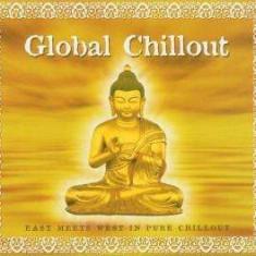 Artisti Diversi - Global Chillout ( 5 CD )