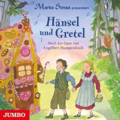Marko Simsa - Hansel U. Gretel ( 1 CD ) - Muzica Pop