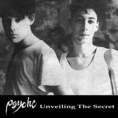 Psyche - Unveiling the Secret-Ltd- ( 2 VINYL ) - Muzica House