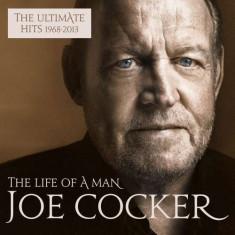 Joe Cocker - Life of a Man ( 2 VINYL ) - Muzica Blues
