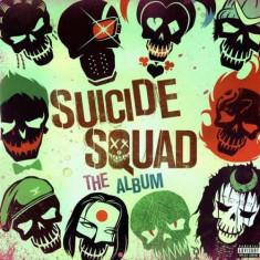 OST - Suicide Squad: the Album ( 2 VINYL ) - Muzica soundtrack