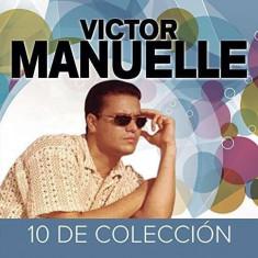 Victor Manuelle - 10 De Coleccion ( 1 CD ) - Muzica Latino