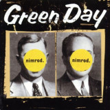 Green Day - Nimrod ( 1 CD ) - Muzica Rock