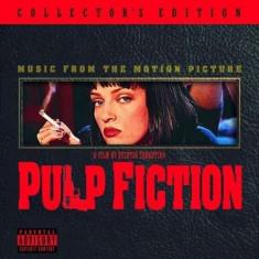 OST - Pulp Fiction (Collectors Edition) ( 1 CD ) - Muzica soundtrack