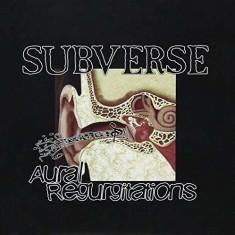 Subverse - Aural Regurgitations ( 1 CD ) - Muzica Drum and Bass