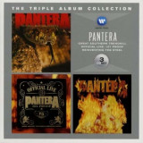 Pantera - The Triple Album Collection ( 3 CD ) - Muzica Rock
