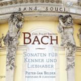 C.P.E. Bach - F r Kenner Und Liebhaber ( 5 CD )