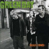 Green Day - Warning ( 1 CD ) - Muzica Rock