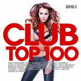 V/A - Club Top 100 2015.1 ( 2 CD )