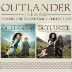 OST -Tv- - Outlander Season 1 ( 2 CD ) - Muzica soundtrack