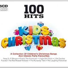 Artisti Diversi - 100 Hits Kids Christmas ( 5 CD ) - Muzica Sarbatori