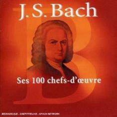 Johann Sebastian Bach - 100 Best ( 6 CD ) - Muzica Clasica