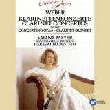 C.M. von Weber - Clarinet Concertos 1 & 2 ( 1 CD )