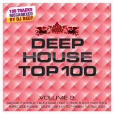 V/A - Deephouse Top 100 V2 ( 2 CD ) - Muzica House