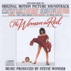 Stevie Wonder - Woman In Red ( 1 CD )