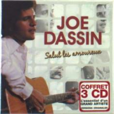 Joe Dassin - Salut les Amoreux ( 3 CD ) - Muzica Ambientala