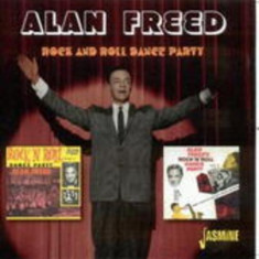 Alan Freed - Rock and Roll Dance Party ( 1 CD ) - Muzica Rock & Roll
