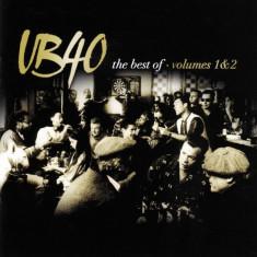 UB40 - Best of Volumes 1 & 2 ( 2 CD ) - Muzica Reggae
