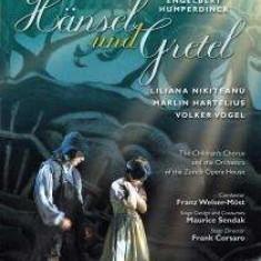 E. Humperdinck - Hansel Und Gretel ( 1 DVD ) - Muzica Clasica