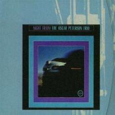 Oscar Peterson - Night Train ( 1 CD ) - Muzica Jazz
