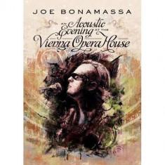 Joe Bonamassa - An Acoustic Evening At The Opera House ( 2 DVD ) - Muzica Blues