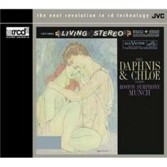 Charles Munch & Boston Symphony - Ravel - Daphnis et Chloe ( 1 XRCD ) - Muzica Opera