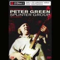 Peter Green & Splinter Group - An Evening With ( 1 DVD + 1 CD ) - Muzica Blues