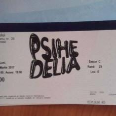 Bilete concert Delia- Psihedelia 6 martie - Bilet concert