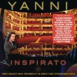 Yanni - Inspirato ( 1 CD )