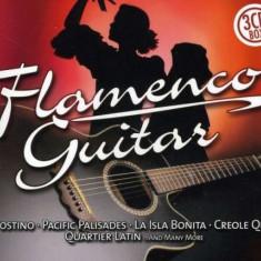 Artisti Diversi - Flamenco Guitar ( 3 CD ) - Muzica Latino