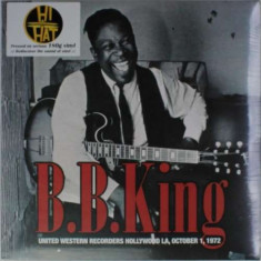 B.B. King - United Western.. ( 2 VINYL ) - Muzica Blues