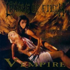 Cradle of Filth - Vempire-Dark Faerytales ( 1 CD ) - Muzica Rock