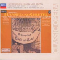 E. Humperdinck - Hansel Und Gretel ( 2 CD ) - Muzica Clasica