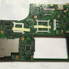 PLACA DE BAZA FUJITSU SIEMENS LIFEBOOK NH532 NU PORNESTE VIDEO NVIDIA GT 640M LE - Placa de baza laptop Fujitsu Siemens, DDR 3